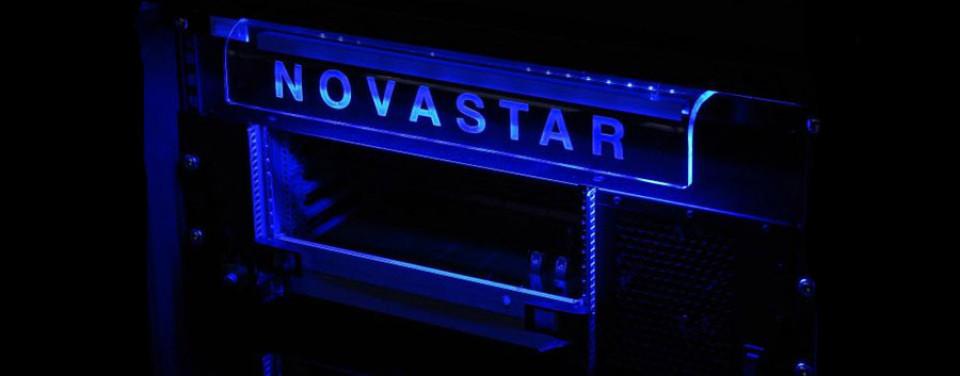 NOVASTAR обновленная презентация высокотехнологичных шкафов фирмы Schroff