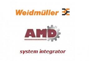 Компания АМД — системный интегратор Weidmuller